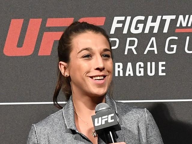 UFC Fight Night: Joanna vs. Waterson fight card