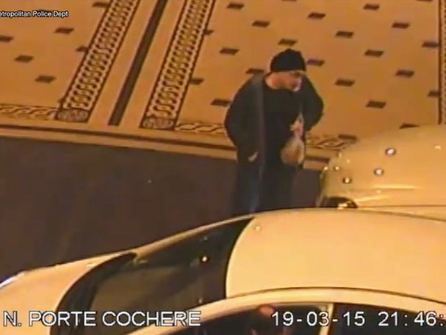 Las Vegas police say Bellagio robber had previously held up resort — VIDEO