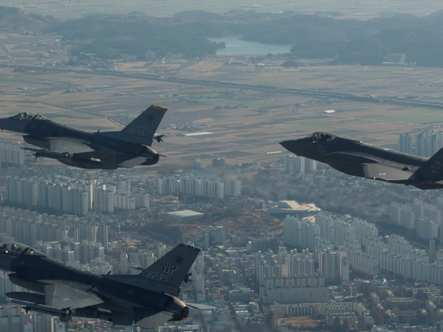 Major US-South Korea air exercise postponed, described by US as an 'act of goodwill' to Pyongyang