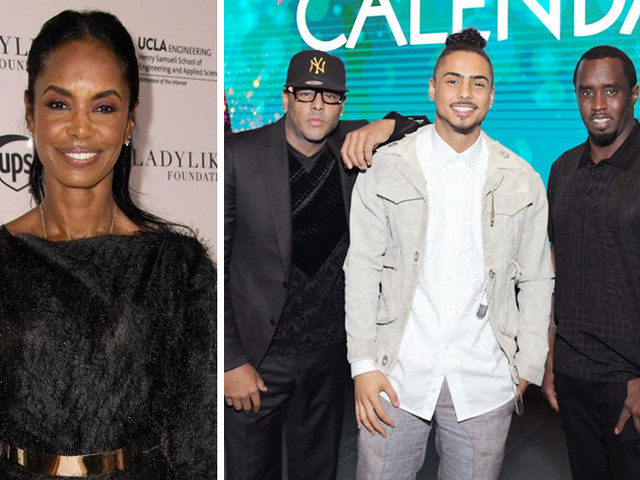 Diddy, Quincy & Al B. Sure Pay Tribute to Kim Porter on Social Media