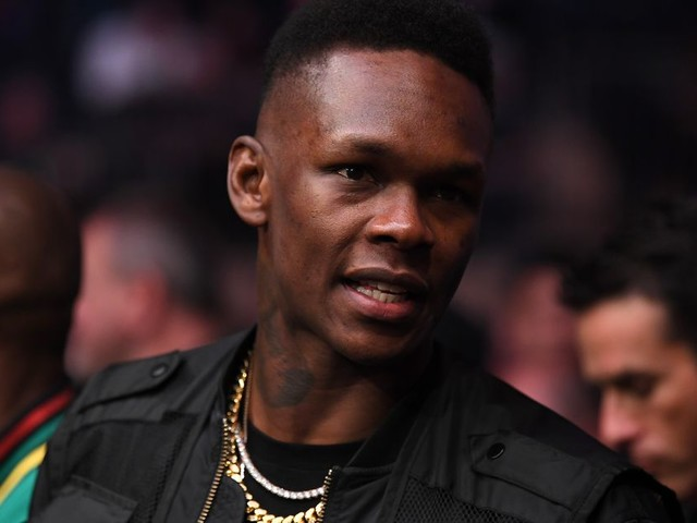 Israel Adesanya hails Demetrious Johnson 'the best fighter in the world'