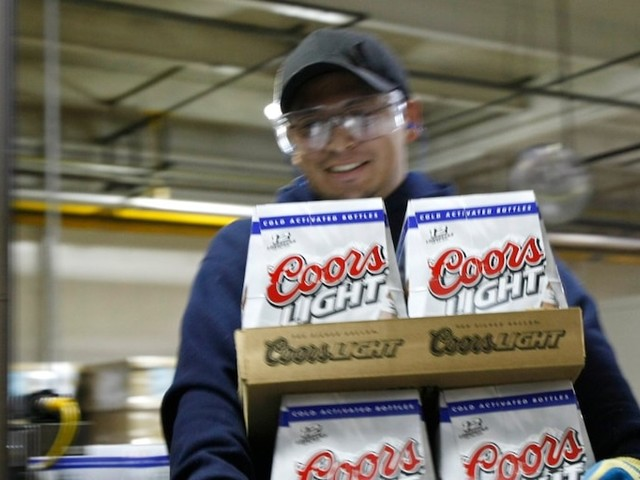 Molson Coors tumbles after cutting jobs and missing quarterly forecasts