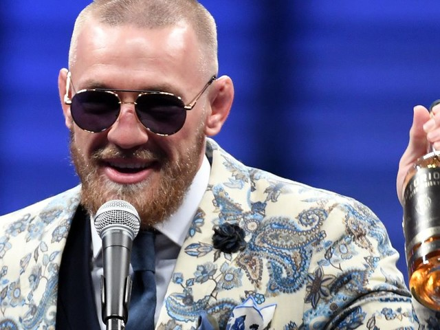 McGregor donating $1M to first responders from Proper No. Twelve sales