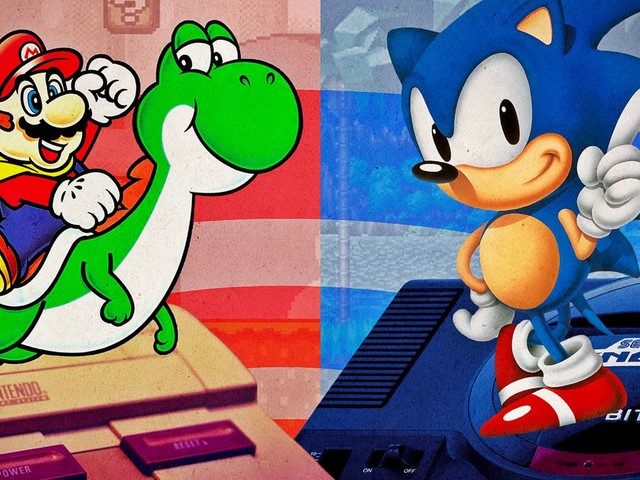 Revisiting the Old Video Game Console Wars Ahead of the New Ones
