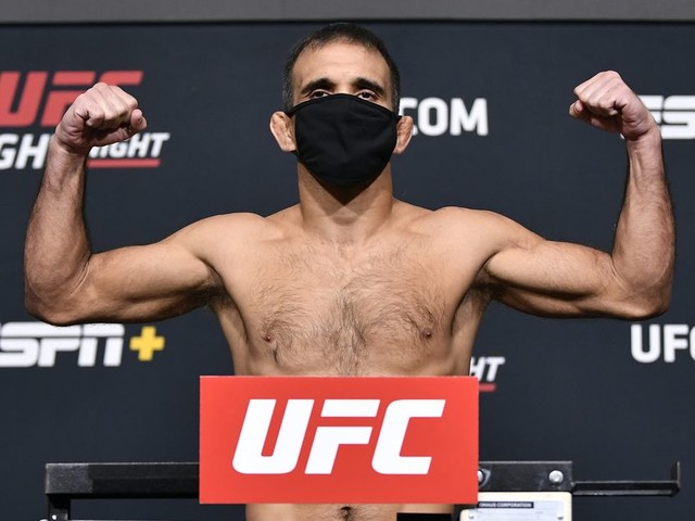Update: UFC Vegas 33 loses two fights, then suddenly gets one back