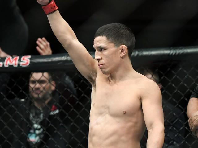 Benavidez feeling optimistic on flyweight division's future