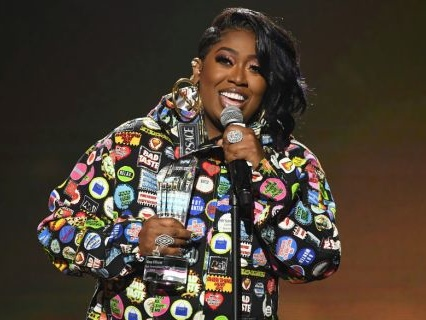 Divine 9 Stand Up! Missy Elliott Spotlighted Black Sororities And Fraternities In Her 'Dripdemeanor' Video