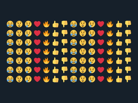 Twitter adds emoji reactions to DMs