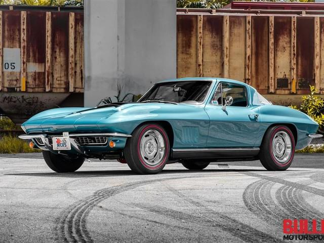 1967 Chevrolet Corvette--427