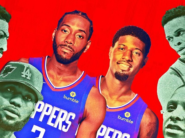 The Clippers Got Kawhi Leonard and Paul George, and Changed What's Possible in the NBA