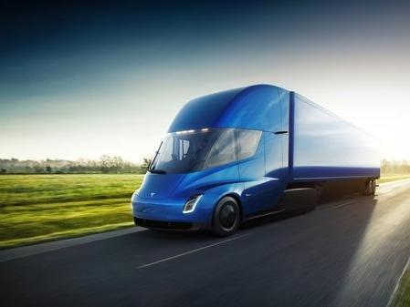 PepsiCo Orders Up 100 Semi Trucks from Tesla