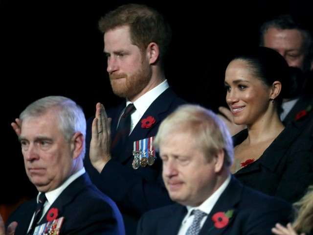 The palace ordered Prince Harry & Meghan to 'slow down', they were working too much