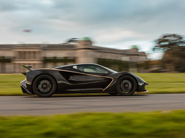 Lotus Evija hyper EV debuts at Goodwood, and it sounds phenomenal