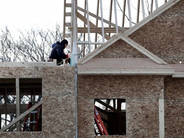 US home construction climbed 5.7% in April