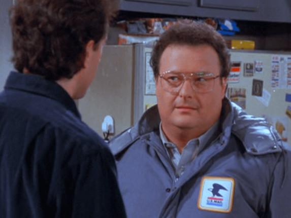 Hello, Newman? U.S. Postal Worker Hoards Undelivered Mail in Nissan Pathfinder