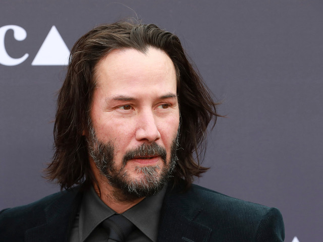 Watch Keanu Reeves voice his 'Toy Story 4' character in this hilarious clip