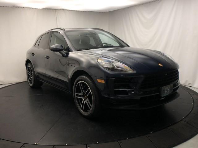 2021 Porsche Macan--S
