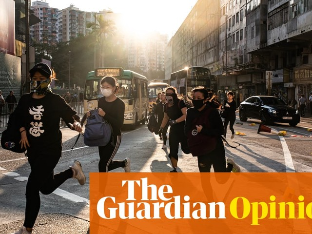 The Guardian view on Hong Kong: policing the crisis | Editorial