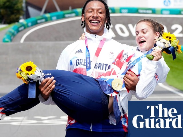 Shriever and Whyte cap remarkable journey to BMX gold and silver for GB