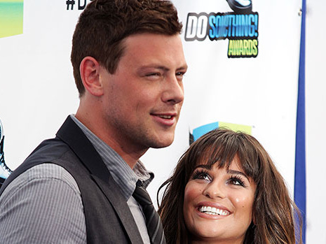 Lea Michele Admits She Got Emotional Re-Watching Cory Monteith Scenes In 'Glee' Pilot — Listen