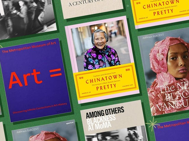 29 beautiful coffee table books to give as last-minute holiday gifts