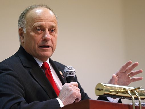 Iowa congressman Steve King says he has 'nothing to apologize for' and will run for re-election