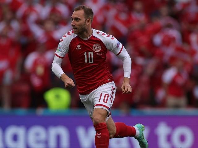 Denmark's Christian Eriksen to fans after collapse: 'I'm fine under the circumstances'