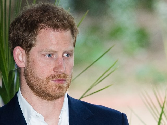 Prince Harry Is Suing 2 British Tabloids Over an Alleged Phone Hacking
