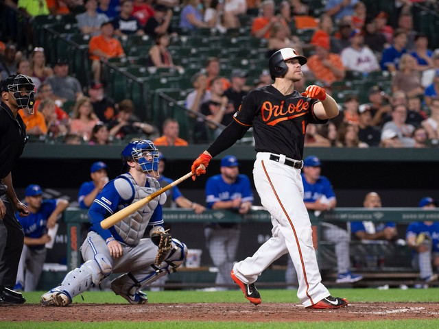 Young Red Sox fan uplifts Orioles' Chris Davis during slump with heartwarming letter