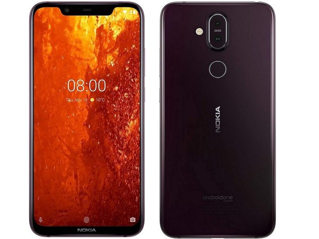 Nokia 8.1 Price in India Slashed, Now Starts at Rs. 15,999