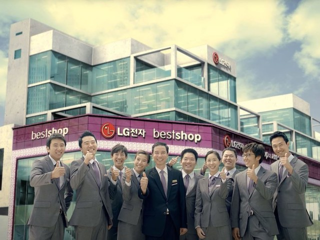 LG Best Shops in Korea may sell iPhones after company exits smartphone market