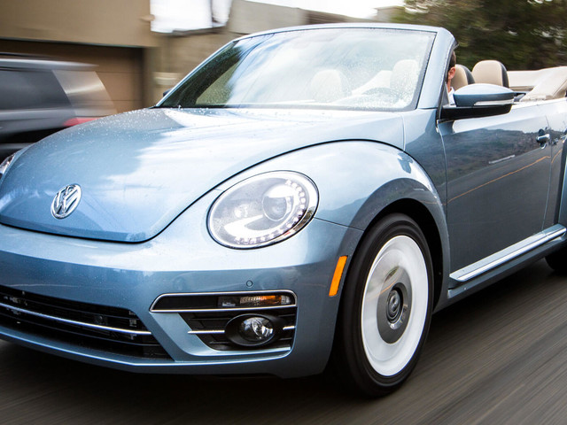 Volkswagen Auctions Beetle Final Edition To Serve A Good Cause