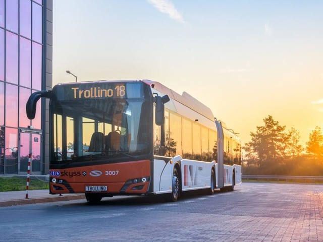 Further Trolleybuses Coming to Brasov