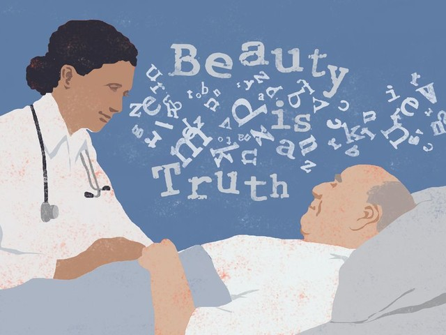 A Prescription of Poetry to Help Patients Speak Their Minds