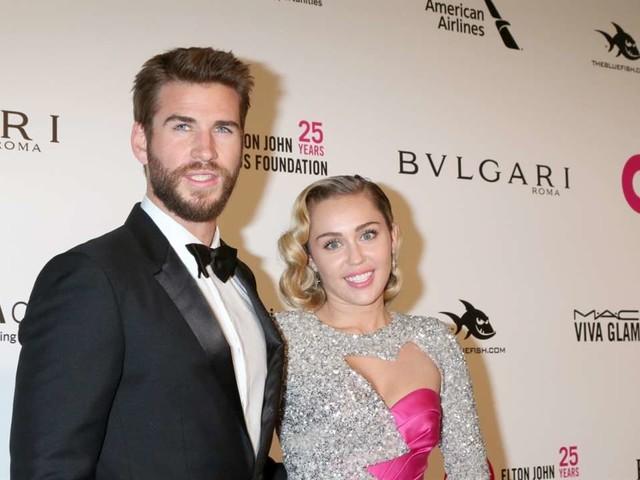 Liam Hemsworth Shuts Down Split Rumors