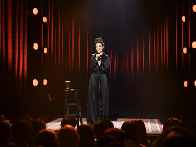 Comedian Jenny Slate on overcoming stage fright, and being herself again after divorce