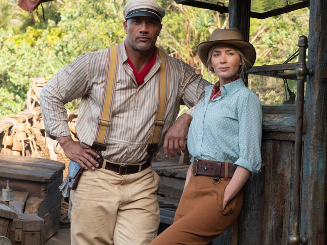 'Jungle Cruise' is an unexpected thrill ride with charm to spare