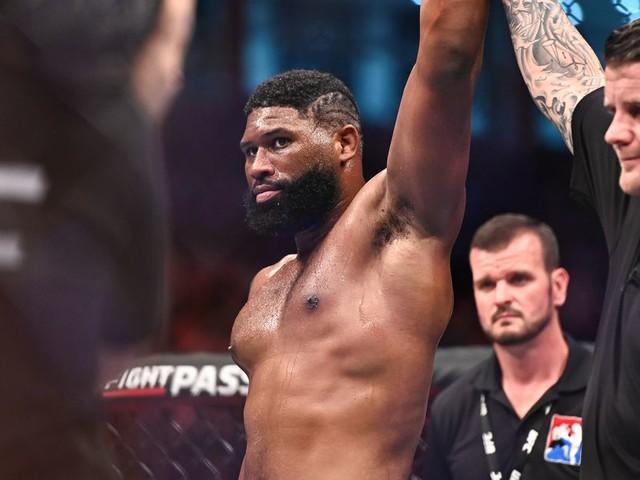 UFC Raleigh recap: Blaydes scores 2nd round TKO over JDS