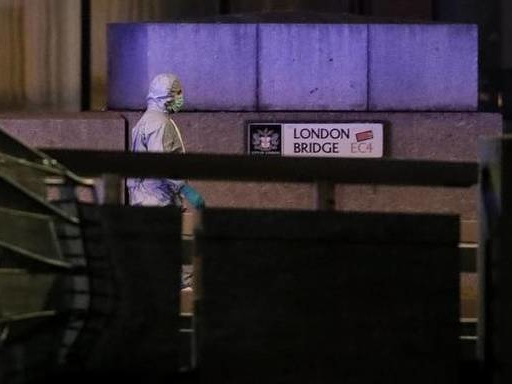 Islamic State claims London stabbing attack: propaganda outlet