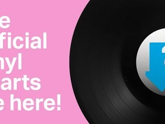 Kate Bush has UK Vinyl Singles Chart number one with Ne T'Enfuis Pas