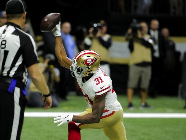49ers-Saints was a delightfully unexpected points avalanche