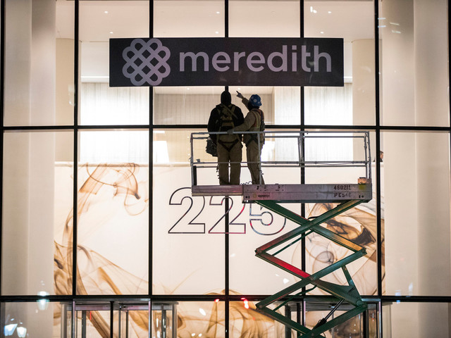 Meredith overhaul shuffles upper ranks at Real Simple and Parents
