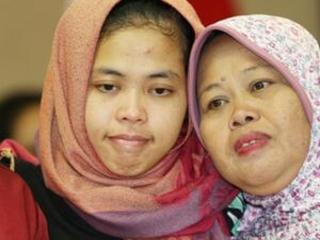 Indonesian woman's village celebrates her newfound freedom
