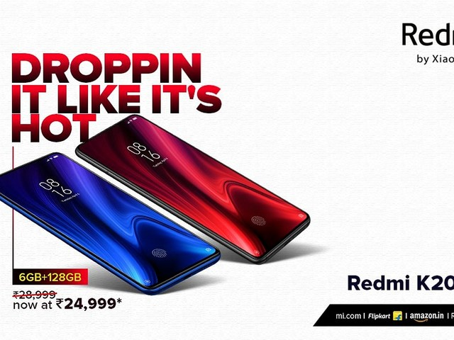 Redmi K20 Pro 6GB RAM Model Gets a Promotional Pricing in India