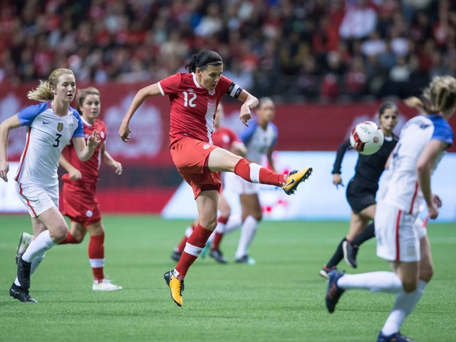 Sinclair eyes all-time scoring mark as Canada opens play