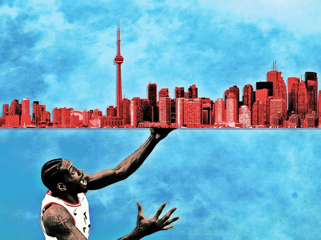 Northern Exposure: Toronto Is Now the Center of the Basketball Universe