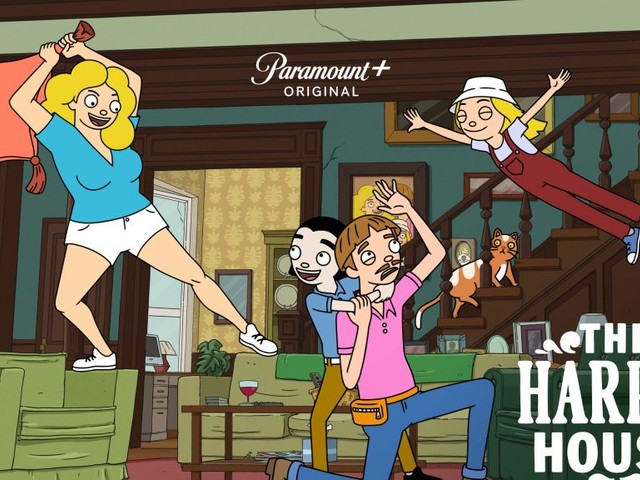 'The Harper House' Trailer, Premiere Date: First Look At Adult Animated Comedy Series From Paramount+