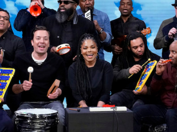 COMEBACK TIP: Janet Jackson Serves 'Runway' Vocals With The Roots On Classroom Instruments & She's Full Of Daytime TV Surprises
