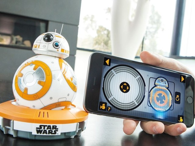 Sphero BB-8: The app-enabled Star Wars droid you're looking for [Review]
