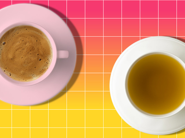 Team Green Tea vs. Team Coffee: Should You Consider Swapping?